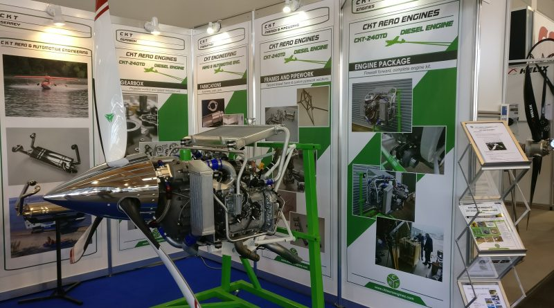 Successful Exhibition at Aero 2017 Friedrichshafen